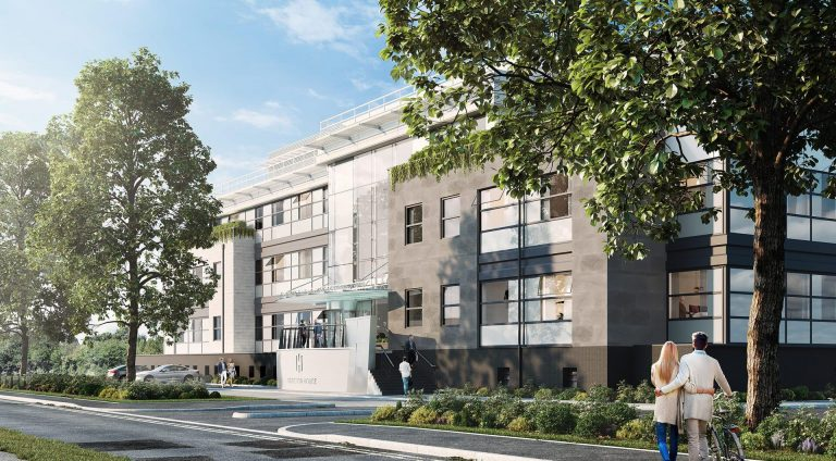 New Eton House External