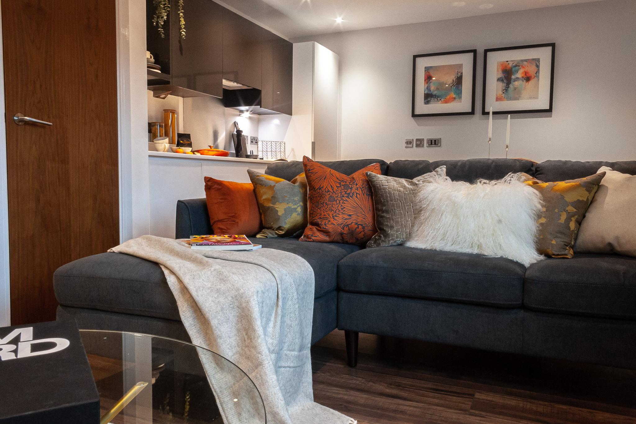 New Eton House Apartment