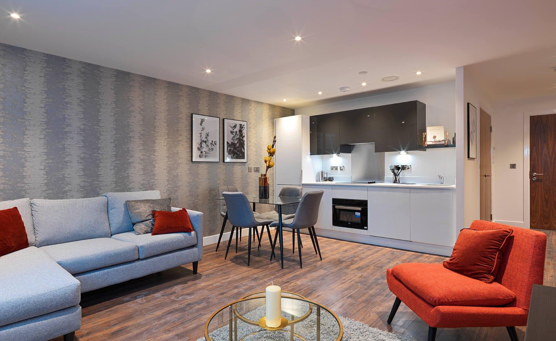 New Eton House Living room3