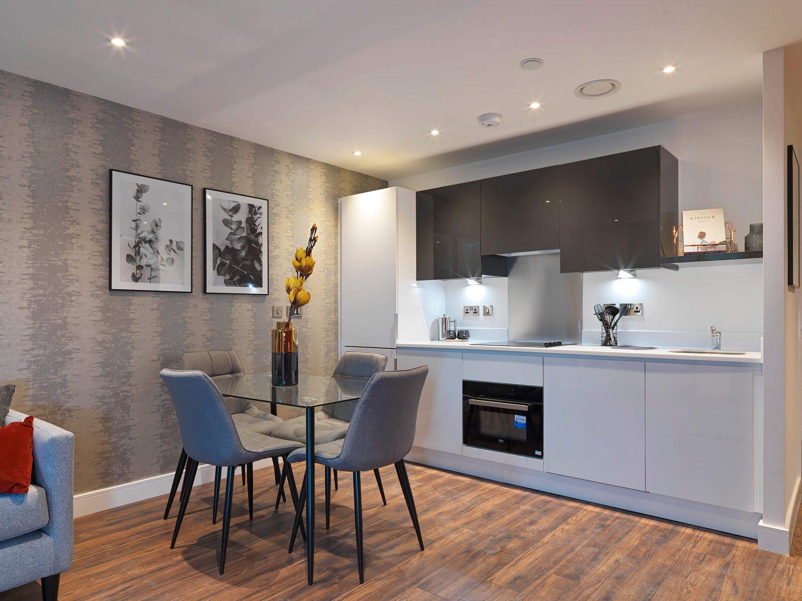 New Eton House Kitchen