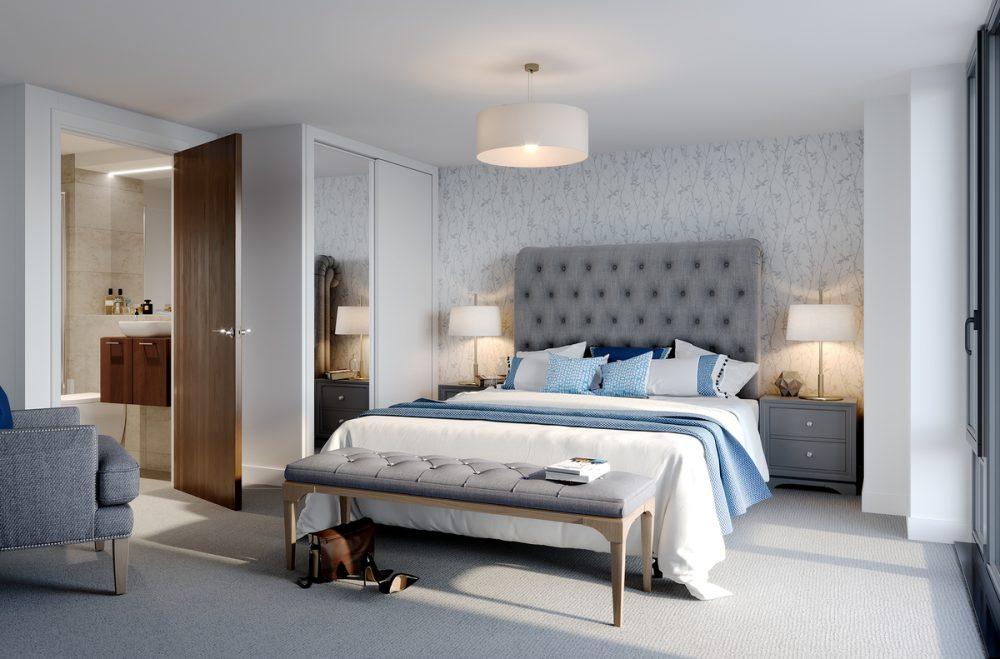 St Martin's Bedroom