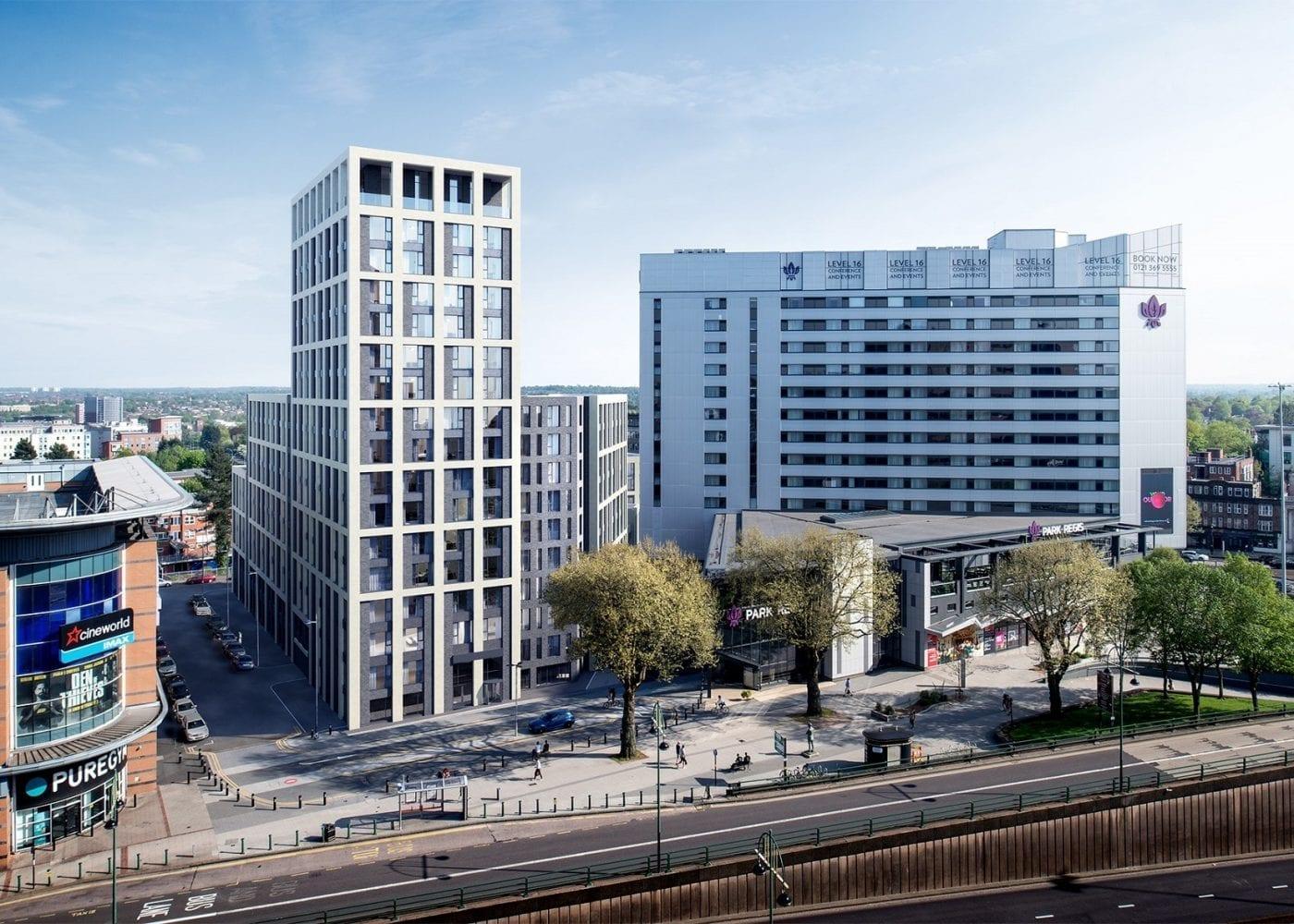 St Martin S Place Luxury Apartments Birmingham City Sevencapital