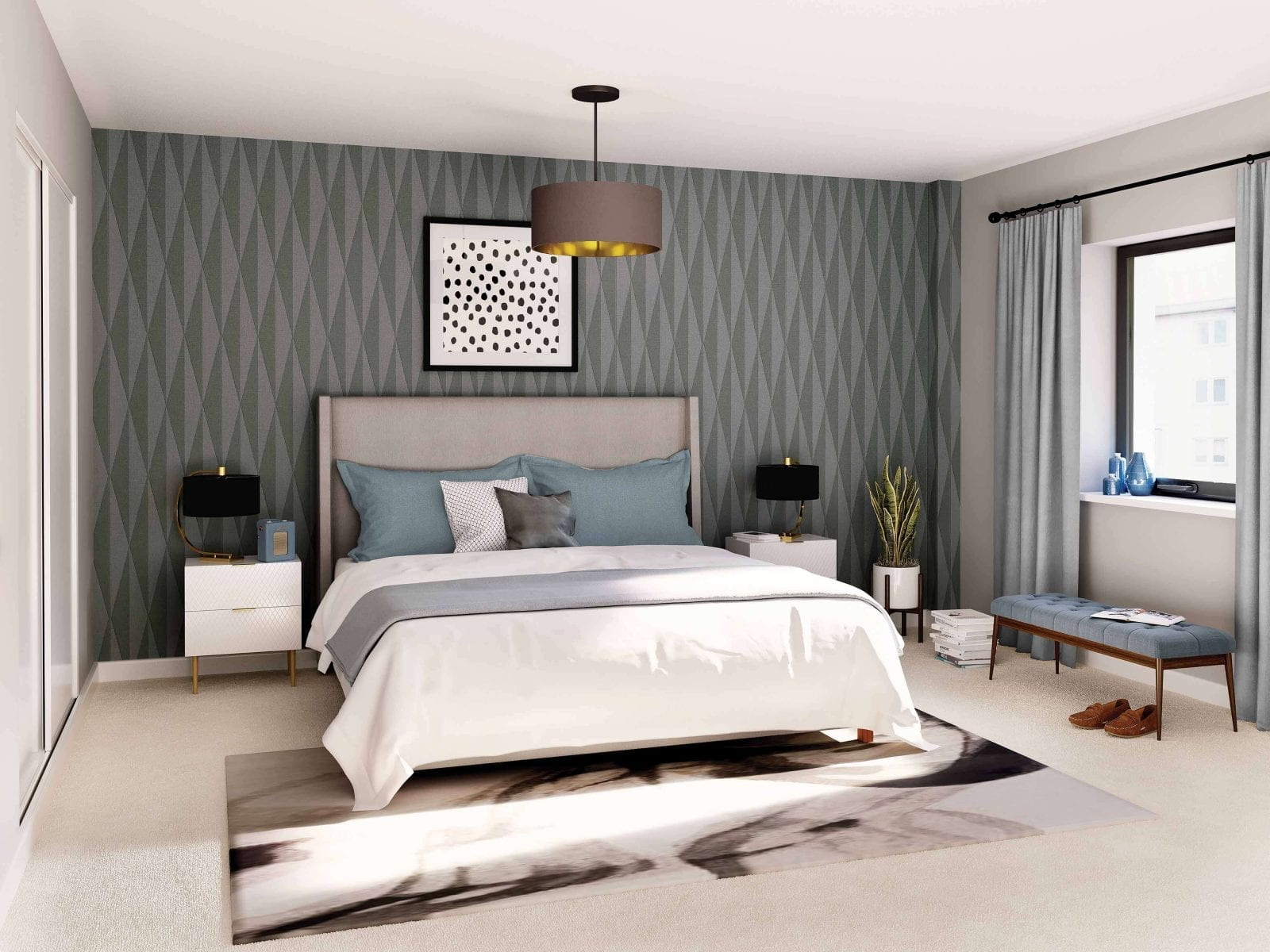 Steel-House-Bedroom