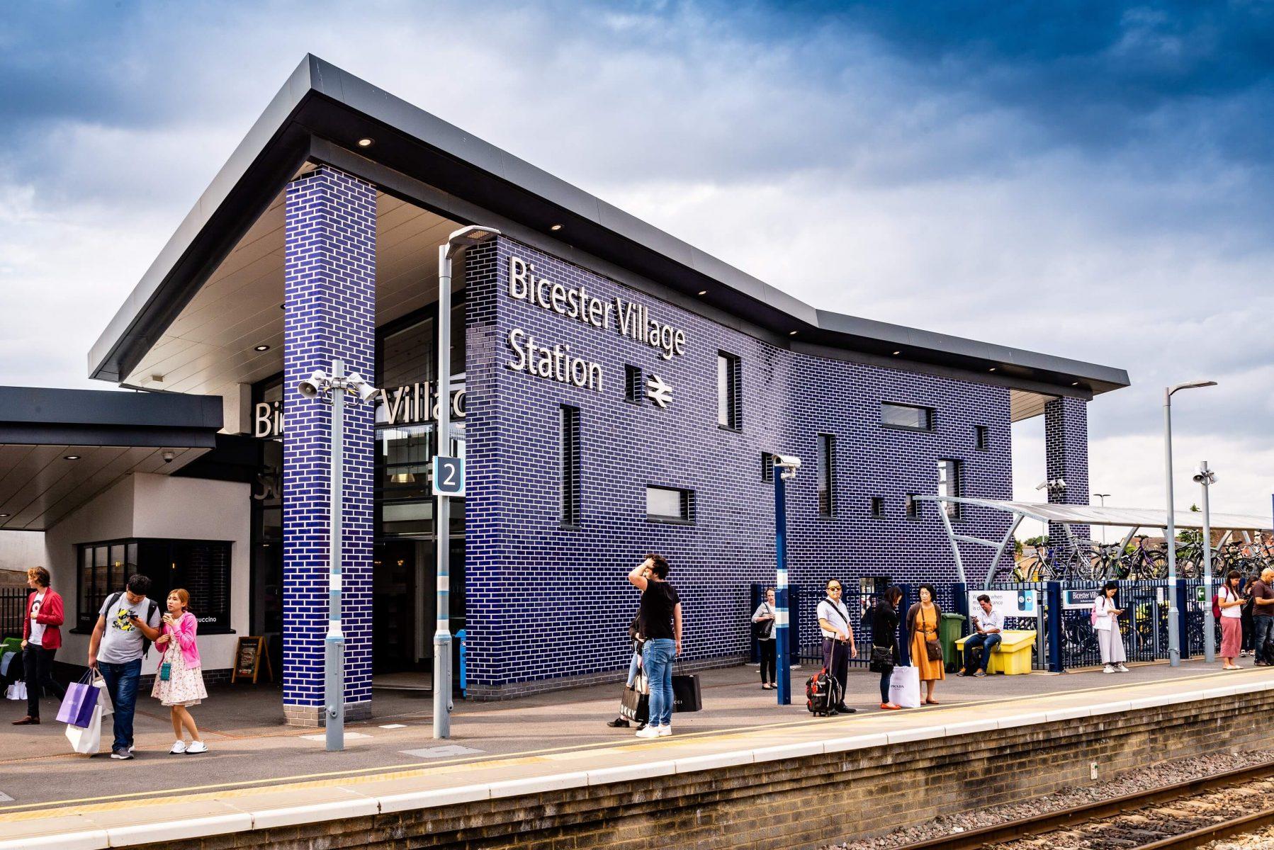 bicester village station