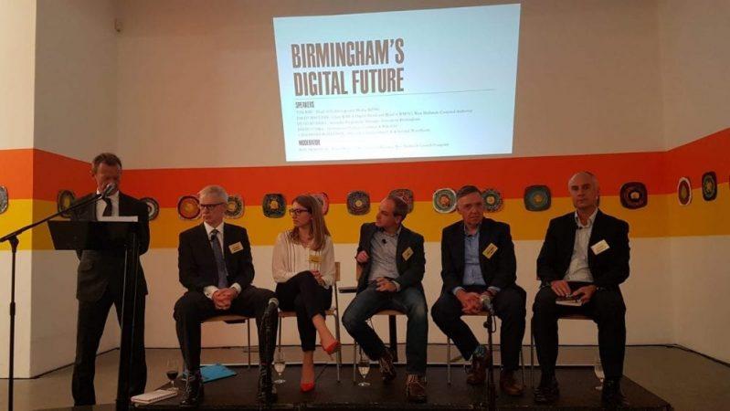 Birmingham's digital potential