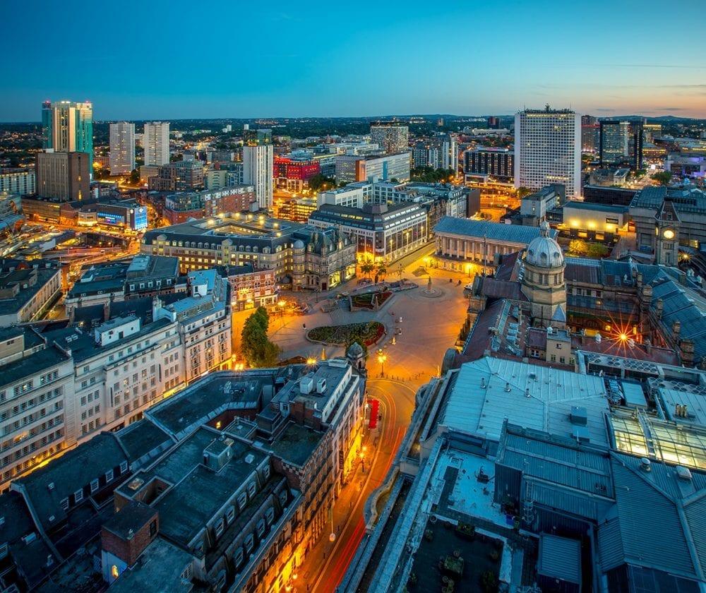 Birmingham forecast