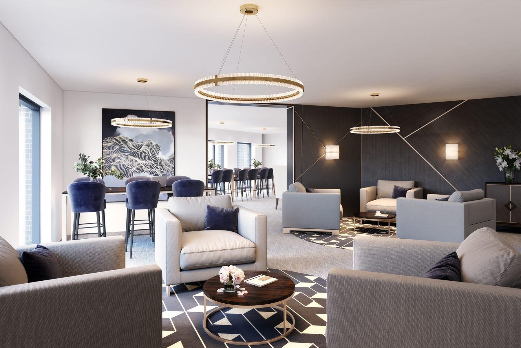 St. Martin's Place | Luxury Apartments Birmingham City ...