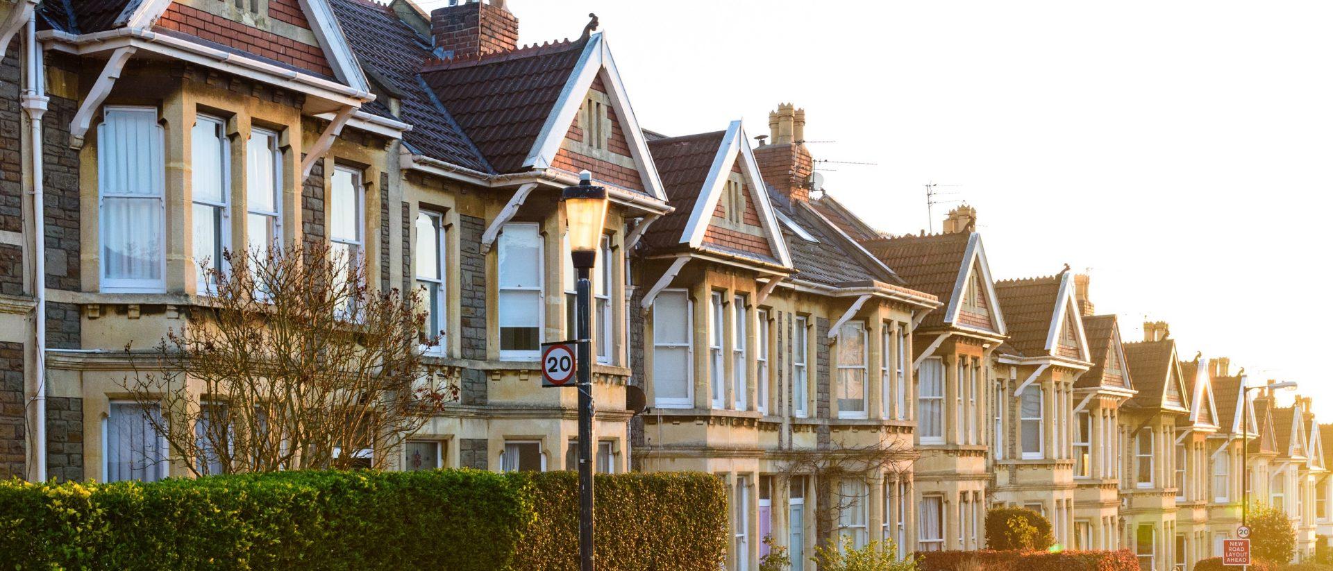 UK House Market - House image