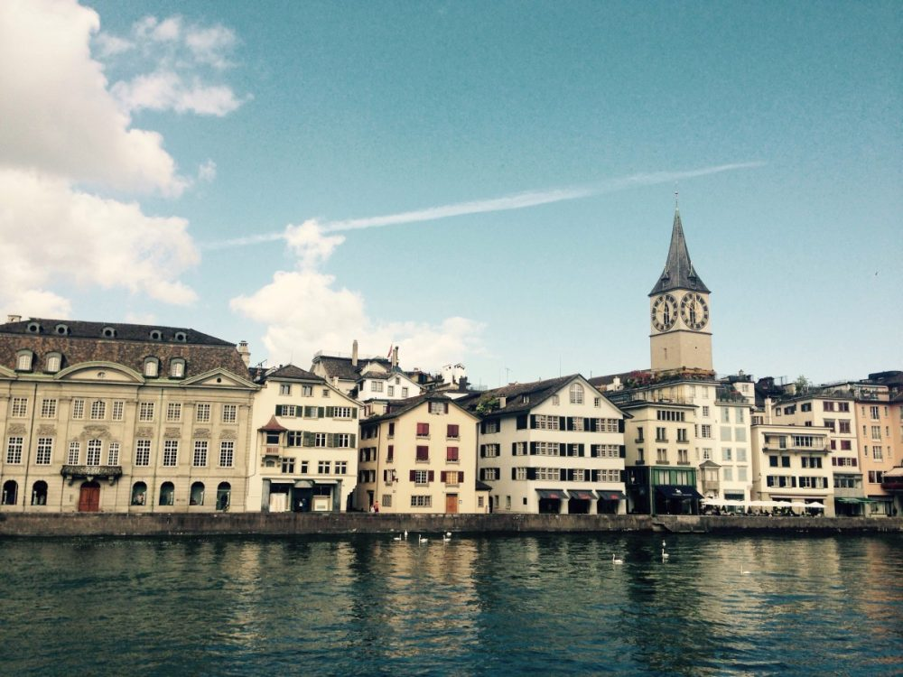 zurich-switzerland - sevencapital switzerland office