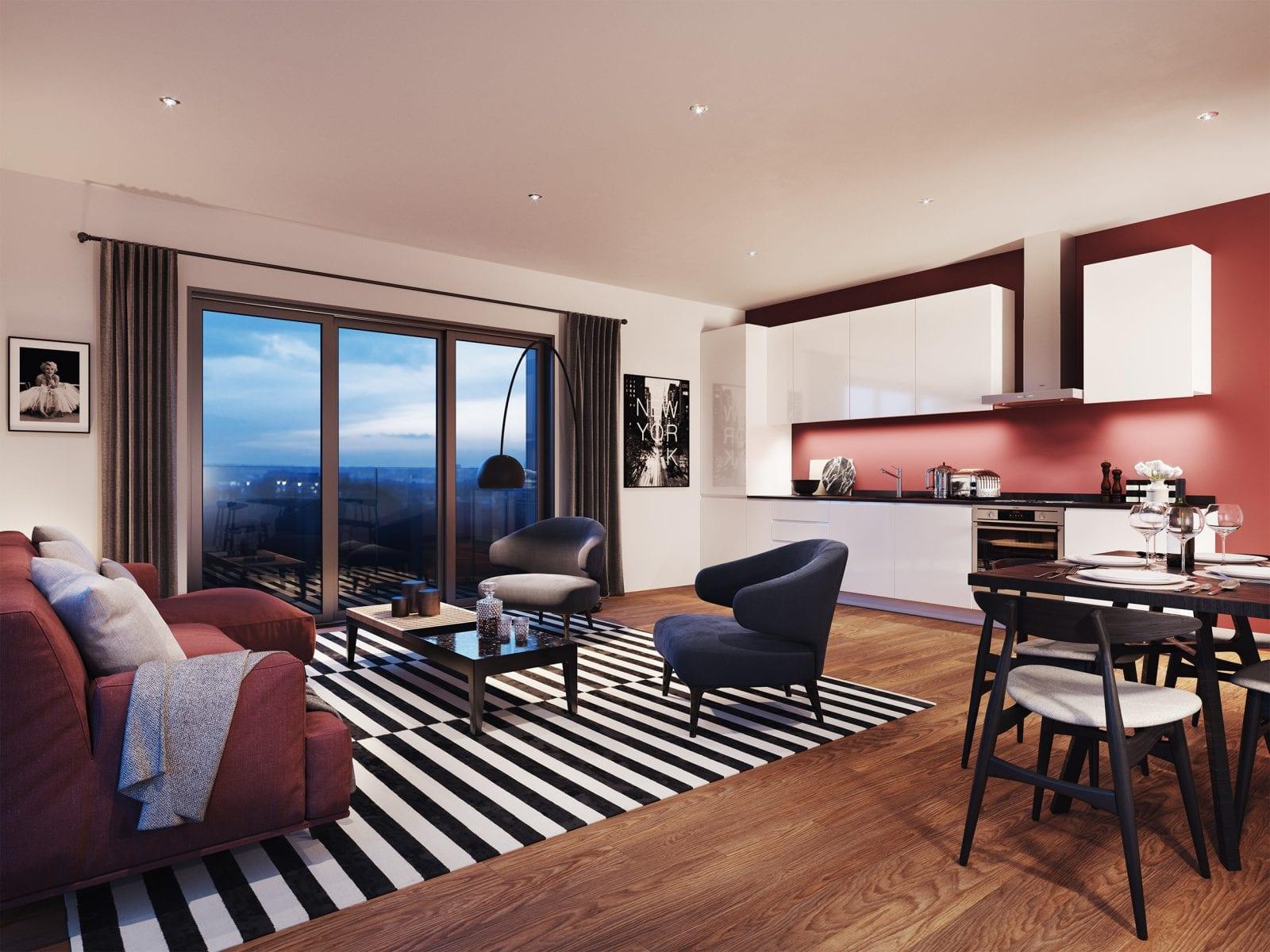 Penthouses in Bracknell