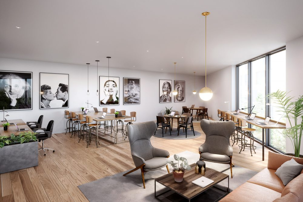 The Grand Exchange - Co-Working Spaces