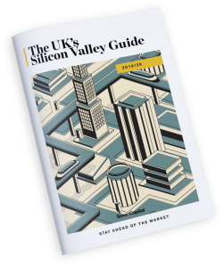 UK Silicon Valley Guide Cover