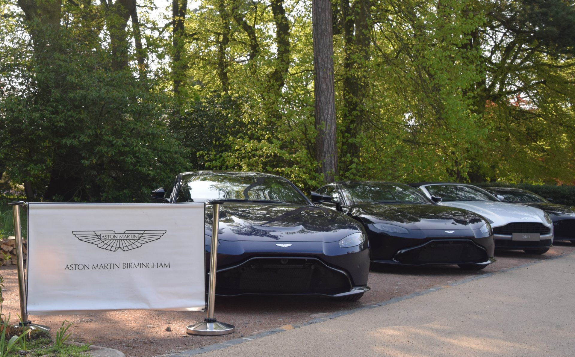 Aston Martin Driving Day