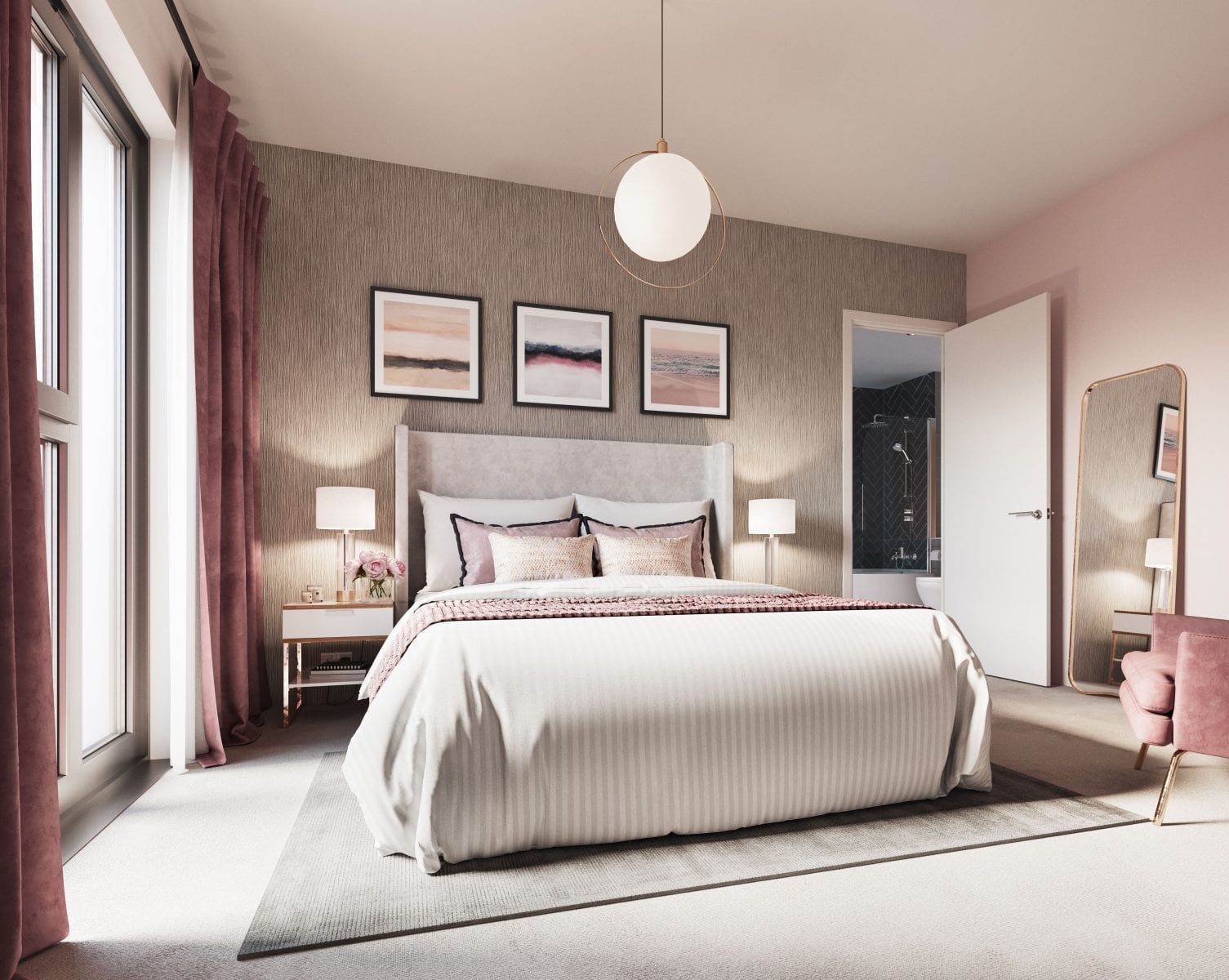 Bracknell Bedroom