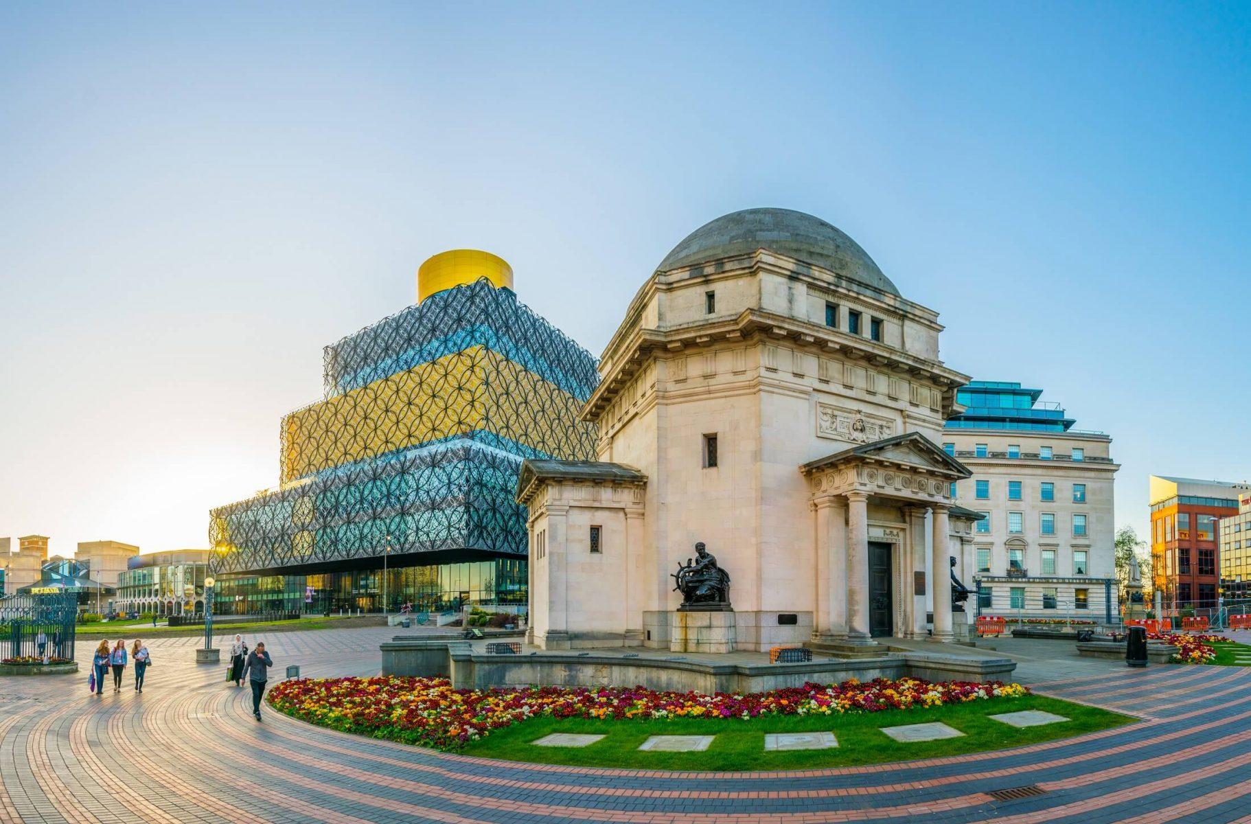 Birmingham - Birmingham Library