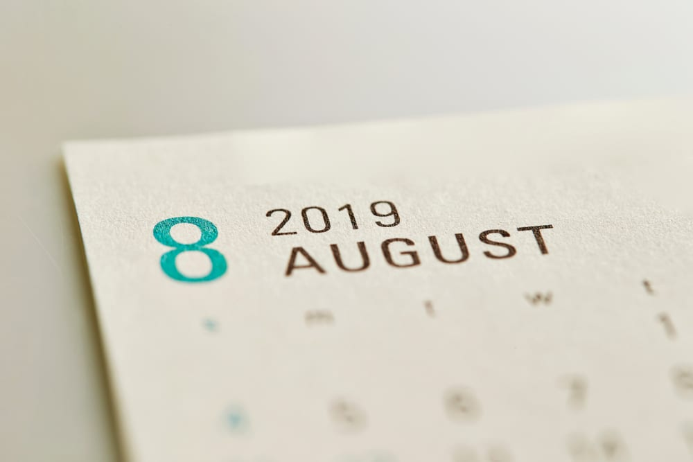 August - Industry Roundup