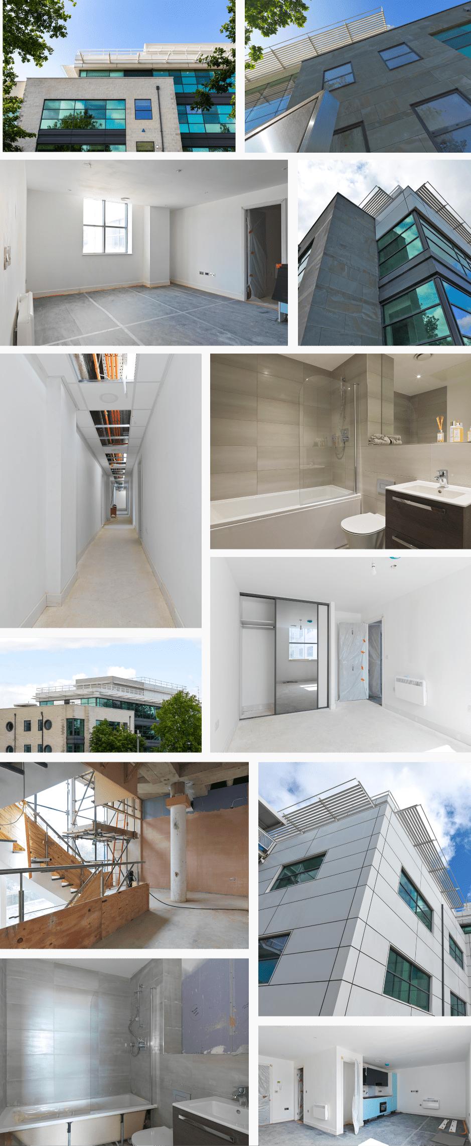 New Eton House build update