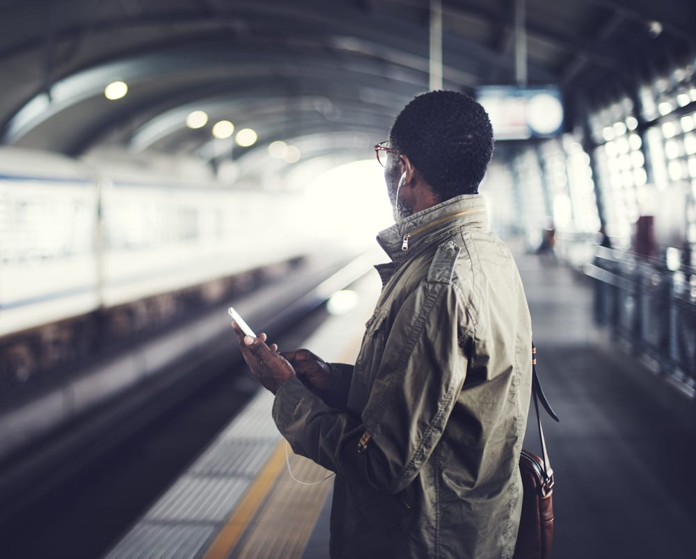 Train Station Commuter