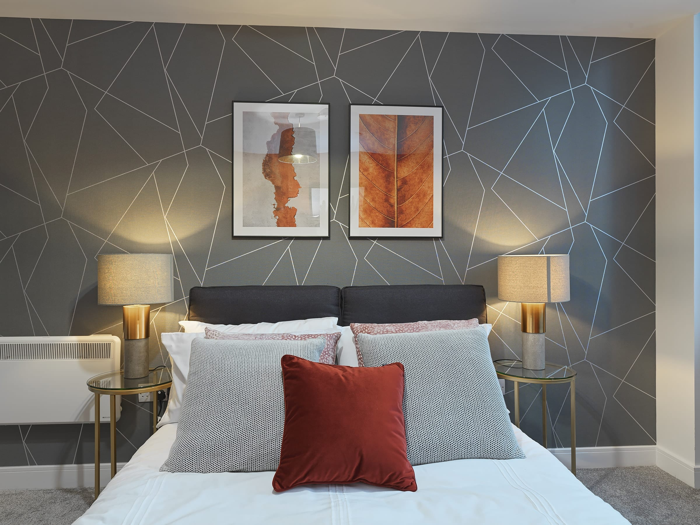 New Eton House Bedroom