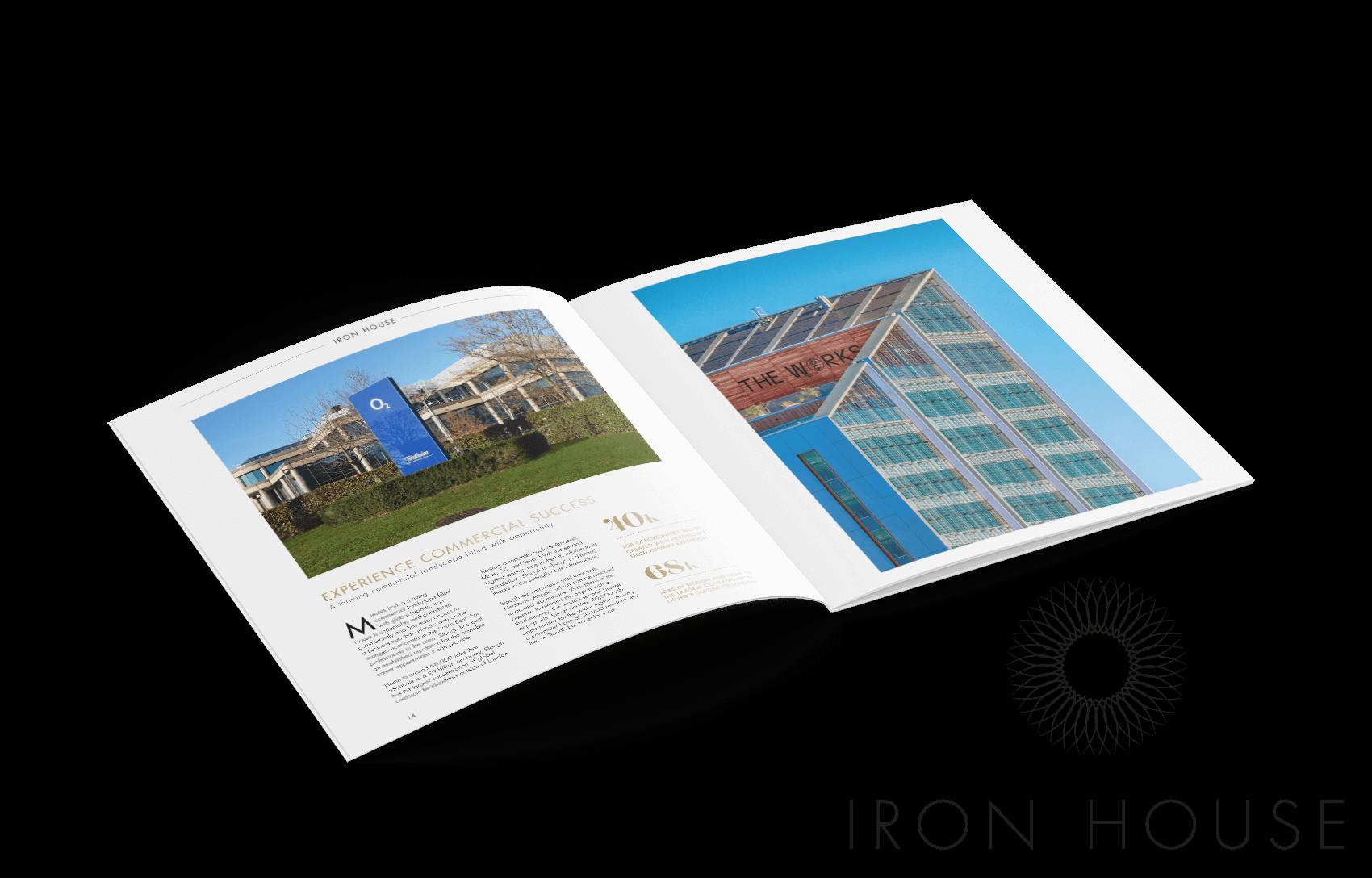 Iron House 2020 Logo 2