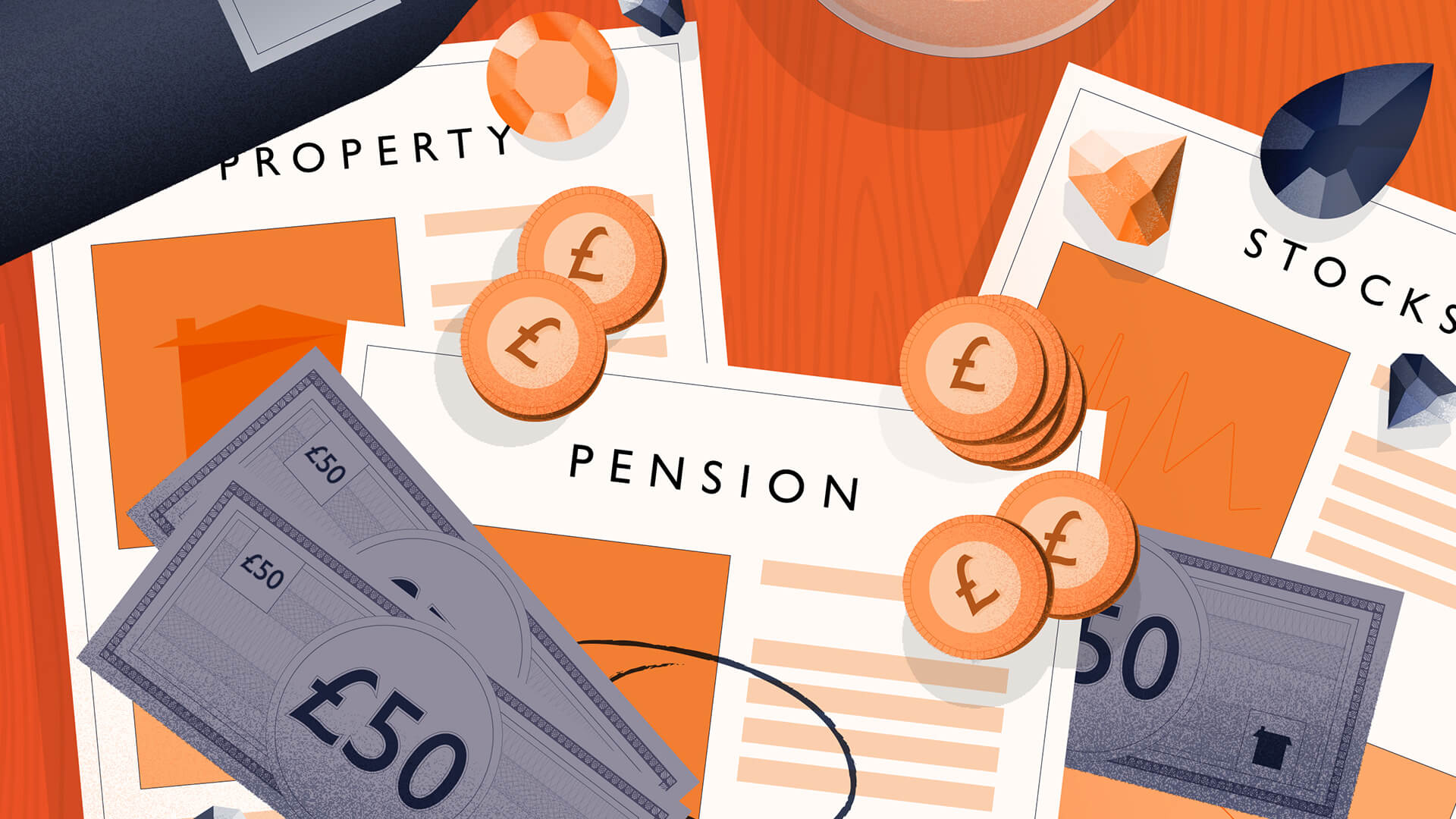 Property vs Pension hero
