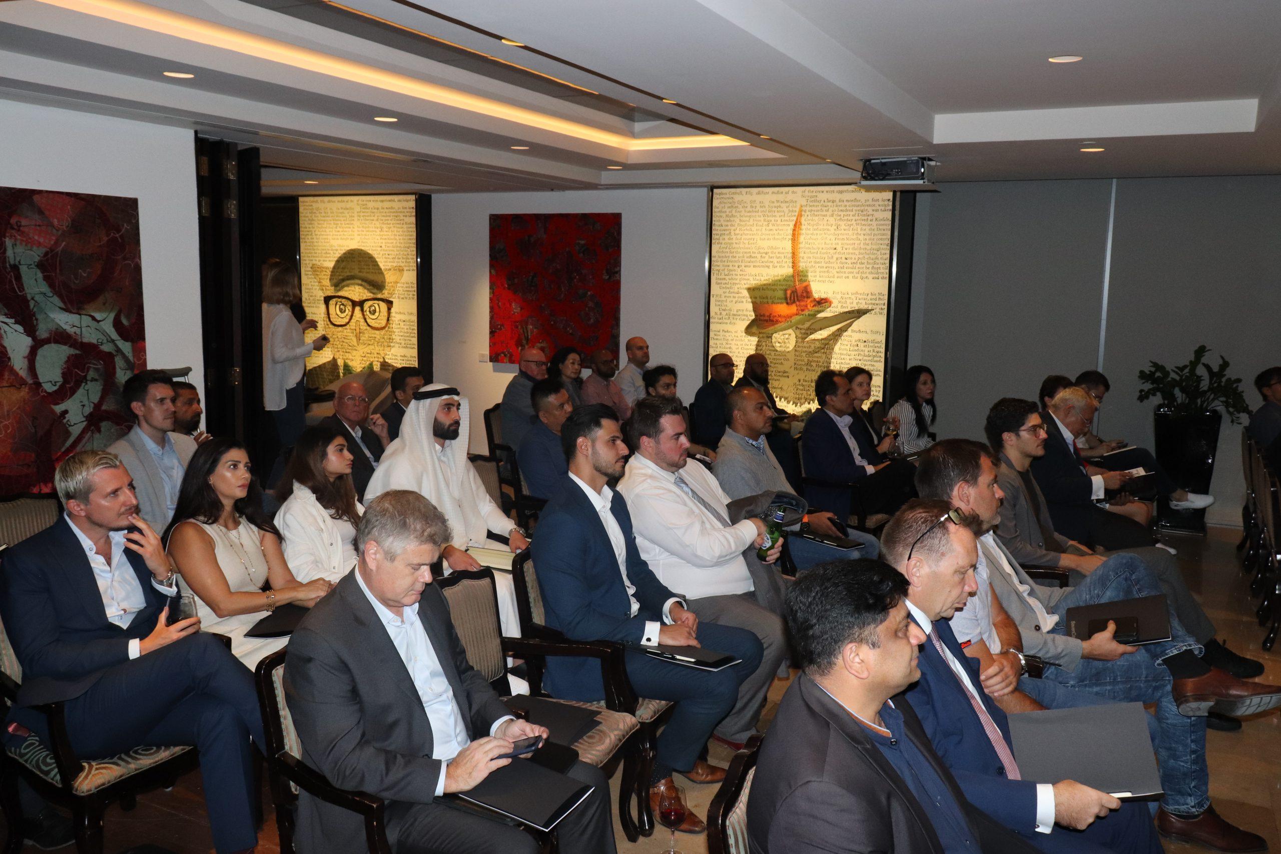Dubai Event Politics