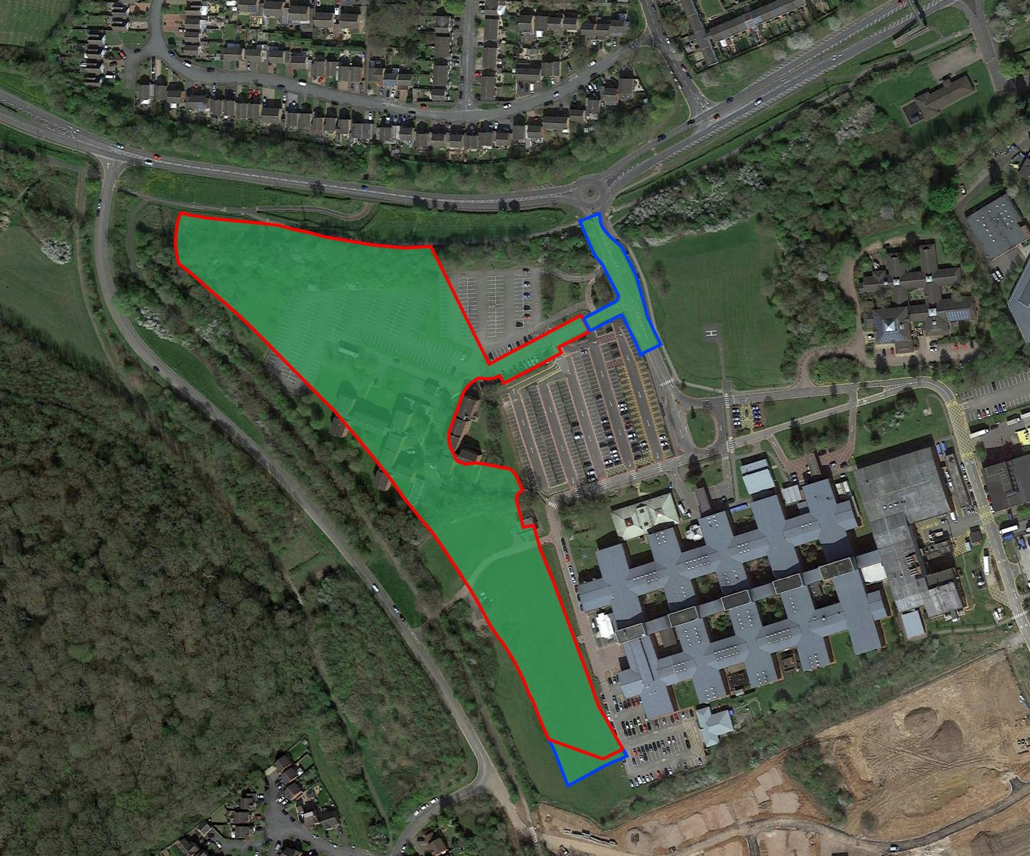 SevenHomes acquires two NHS sites for 130 new homes