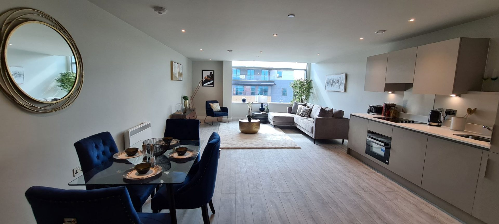 First reveal of new apartments at Bracknell's No.1 Thames Valley
