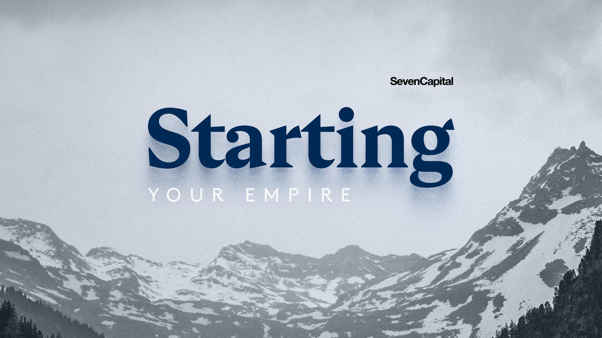 Starting your Portfolio