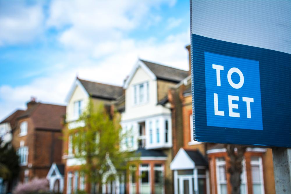 BTL Property - To Let Sign