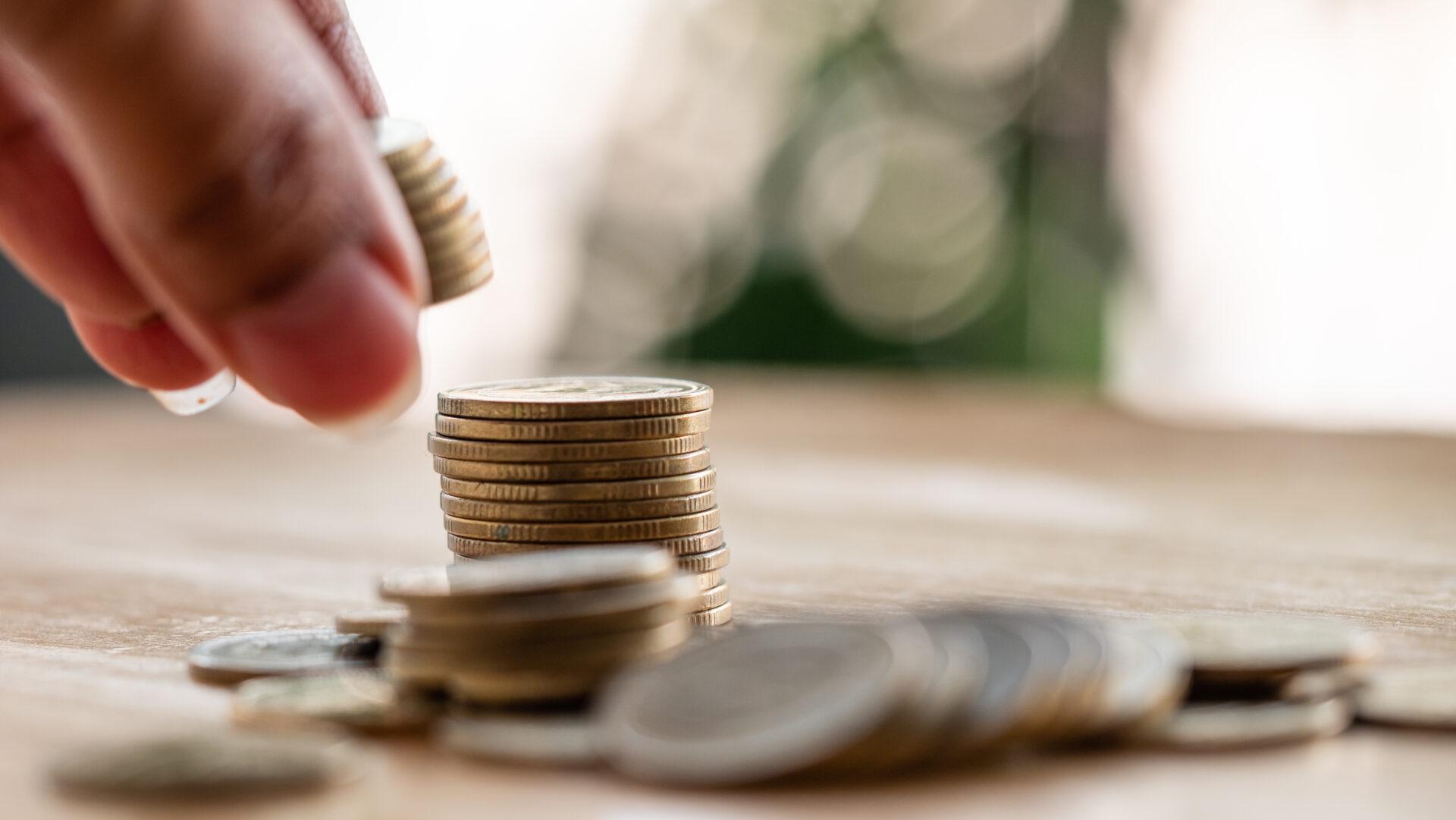 Start Small, Think Big: The Power of Savings