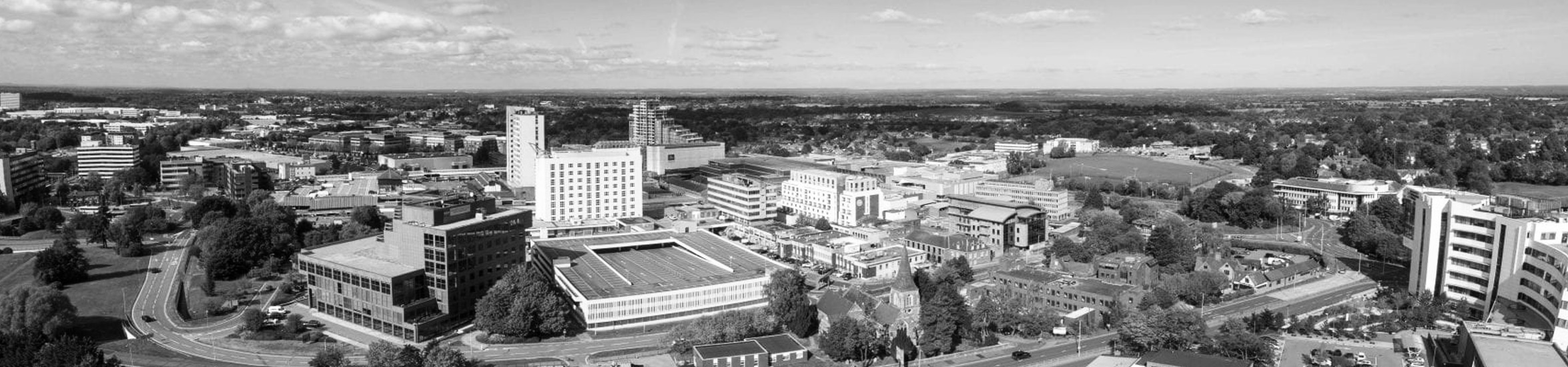 Why invest in property in Bracknell